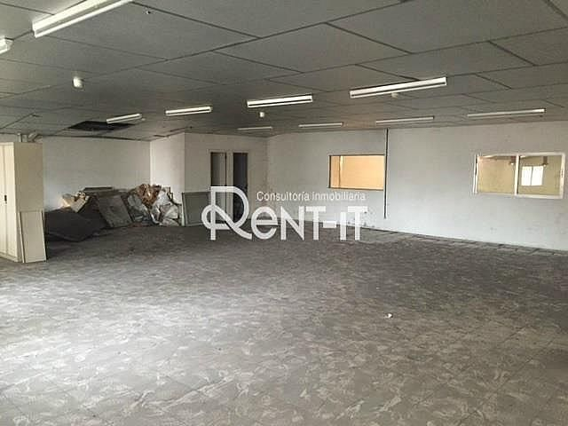 OFICINAS - Nave industrial en alquiler en Almeda en Cornellà de Llobregat - 325494406