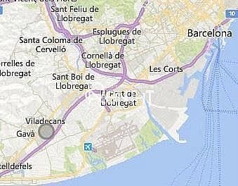 SITUACIÓN - Nave industrial en alquiler en Can Sellarès en Viladecans - 324154641