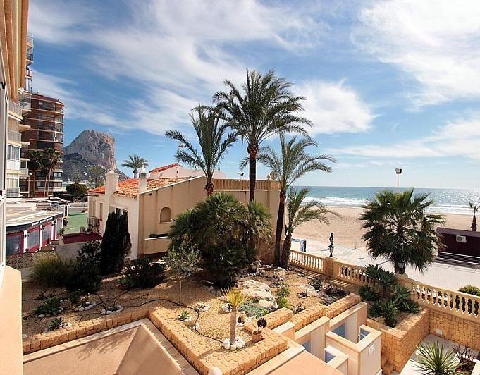- Apartamento en venta en calle Playa Poniente Arenal Bol, Calpe/Calp - 180361057