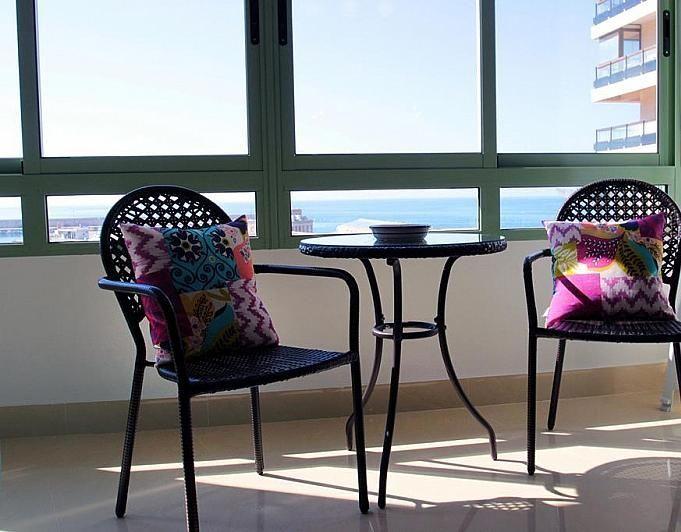 - Apartamento en venta en calle Calpe Puerto Playa Cantal Roig, Calpe/Calp - 184324236