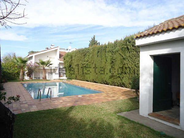 Chalet en alquiler en urbanización Simón Verde, Mairena del Aljarafe - 171957924