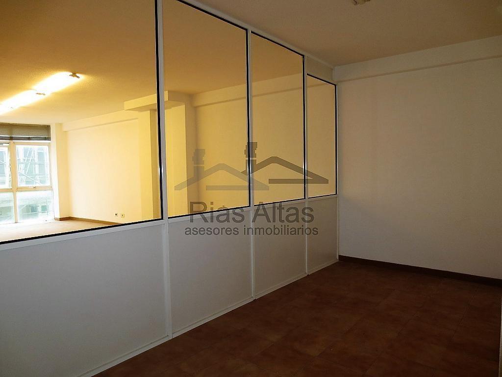 Oficina en alquiler en calle Juan a de Vega, Centro-Juan Florez en Coruña (A) - 308500724