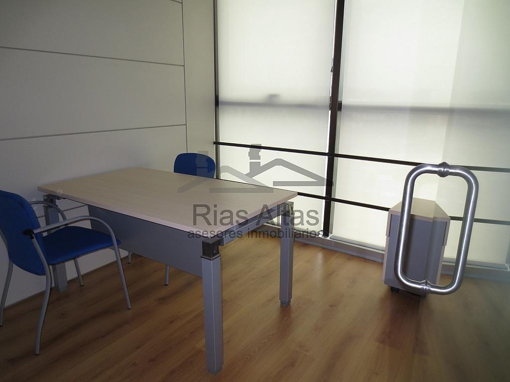 Oficina en alquiler en calle Enrique Mariñas, Elviña-A Zapateira en Coruña (A) - 197470647