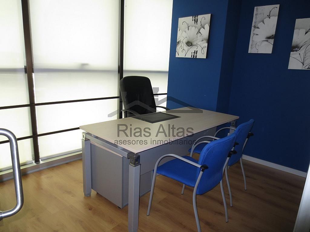 Oficina en alquiler en calle Enrique Mariñas, Elviña-A Zapateira en Coruña (A) - 197470648