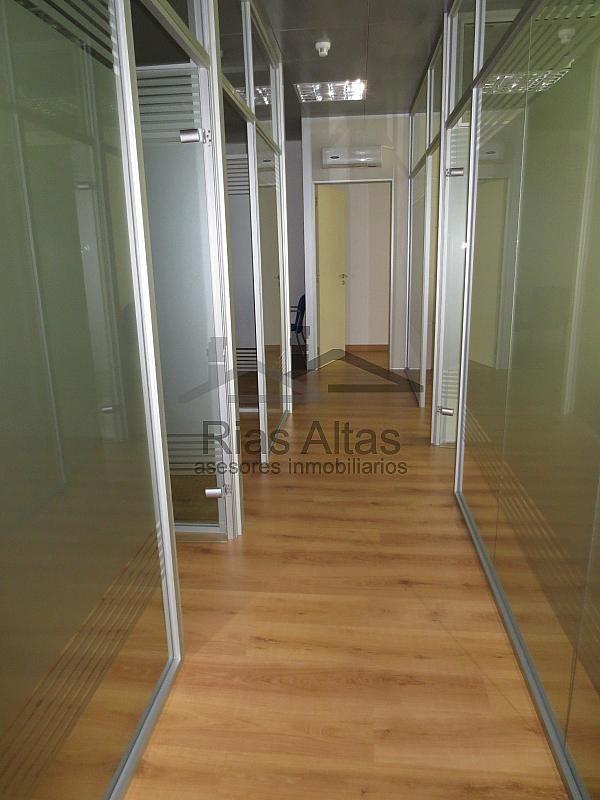 Oficina en alquiler en calle Enrique Mariñas, Elviña-A Zapateira en Coruña (A) - 197470666