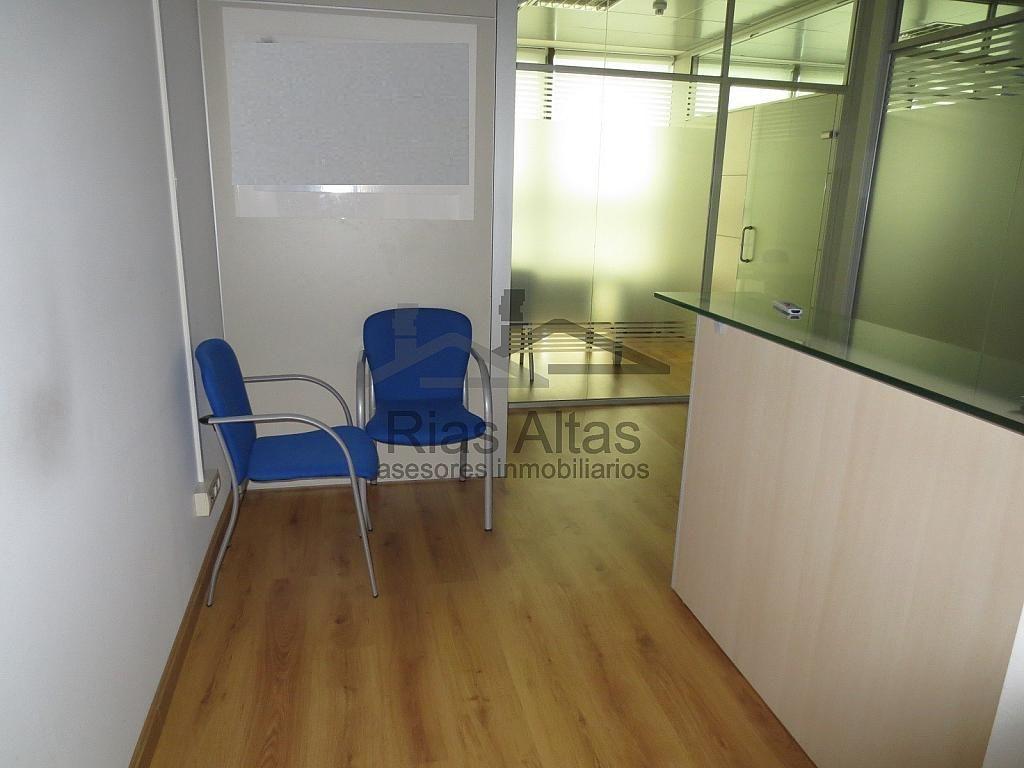 Oficina en alquiler en calle Enrique Mariñas, Elviña-A Zapateira en Coruña (A) - 197470671