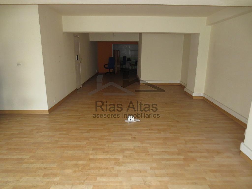 Oficina en alquiler en calle Juana de Vega, Ensanche en Coruña (A) - 197510803