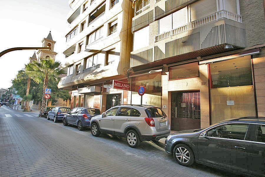 Local comercial en alquiler en calle Caballero de Rodas, Centro en Torrevieja - 243686597