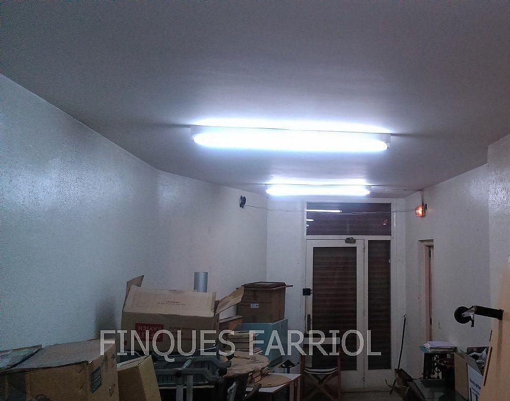 Planta baja - Nave industrial en alquiler en calle Frederic Soler, Barri niloga en Reus - 245441475