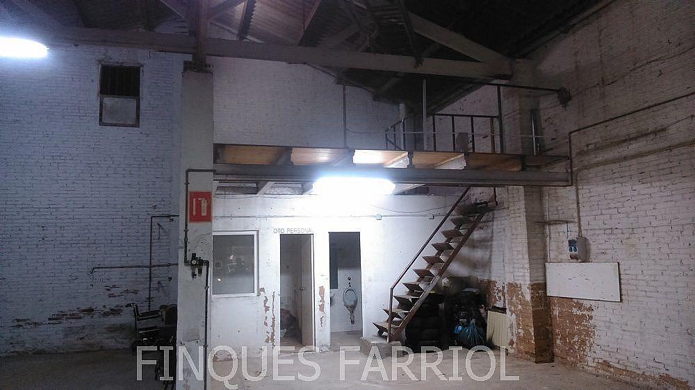 Planta altillo - Nave industrial en alquiler en calle Frederic Soler, Barri niloga en Reus - 245441480