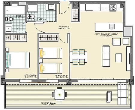 32 - Apartamento en venta en Alicante/Alacant - 209461195
