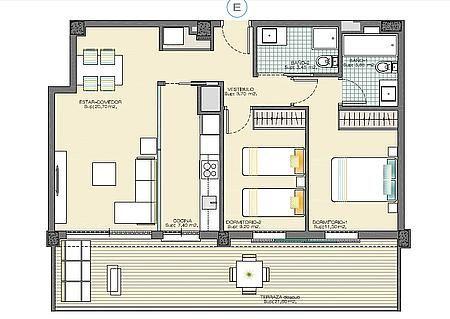 34 - Apartamento en venta en Alicante/Alacant - 209461201