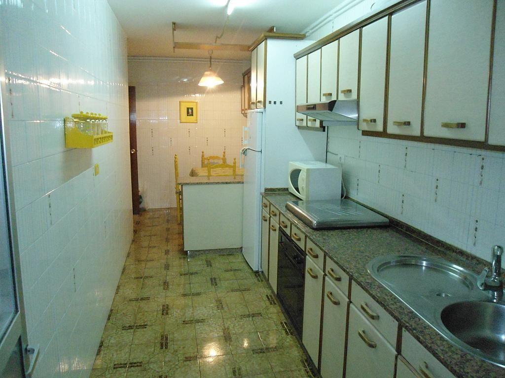 Cocina - Piso en alquiler en calle Florida, Bouzas-Coia en Vigo - 187254709