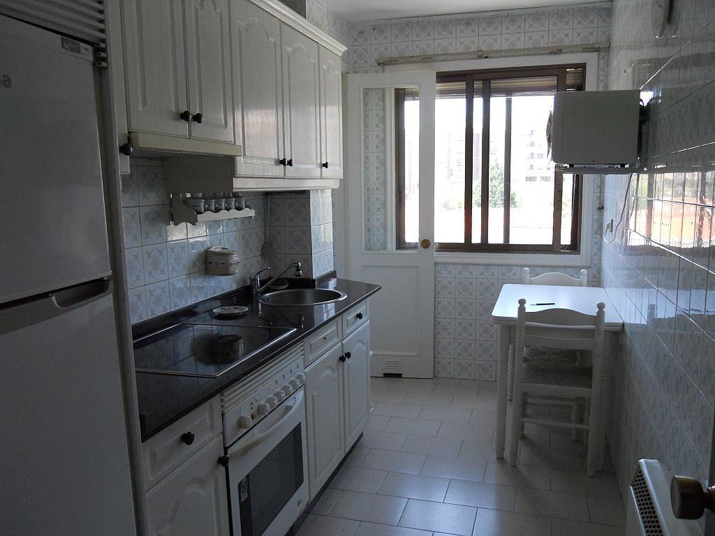 Cocina - Piso en alquiler en calle Gregorio Espino, Calvario-Santa Rita-Casablanca en Vigo - 187438531