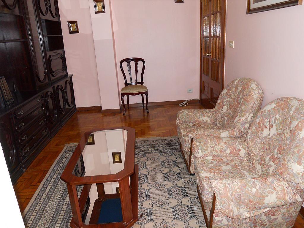 Salón - Piso en alquiler en calle Gregorio Espino, Calvario-Santa Rita-Casablanca en Vigo - 187438538