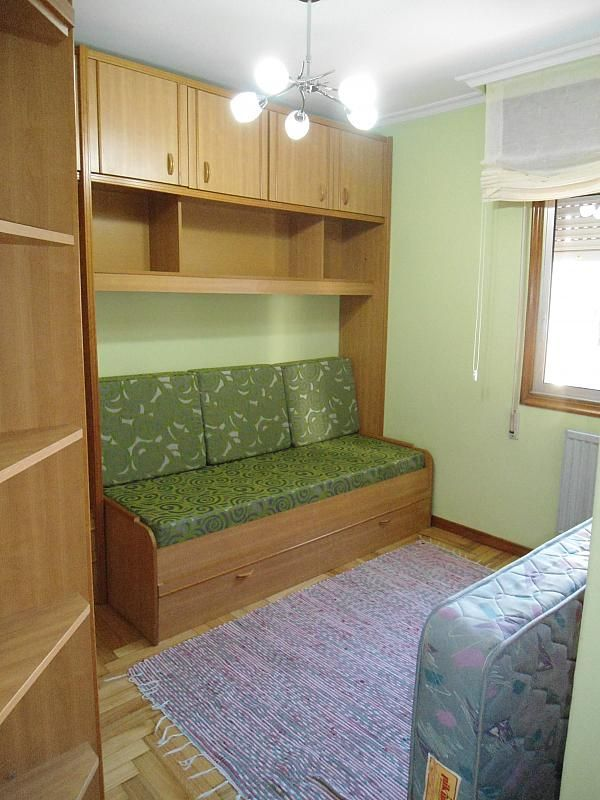 Dormitorio - Piso en alquiler en calle Gregorio Espino, Calvario-Santa Rita-Casablanca en Vigo - 189418215