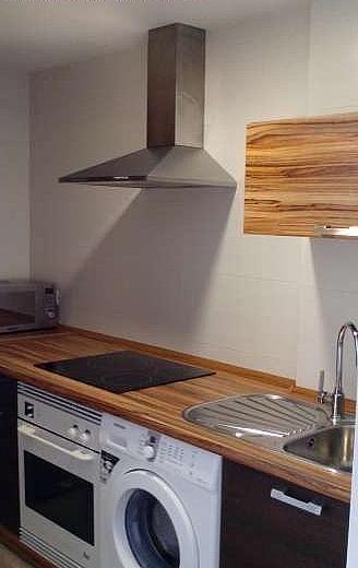 Estudio en alquiler en calle Aragon, Calvario-Santa Rita-Casablanca en Vigo - 210279662