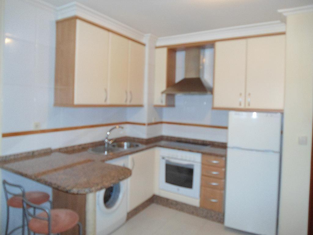 Cocina - Estudio en alquiler en calle Taboada Leal, Castrelos-Sardoma en Vigo - 210413947