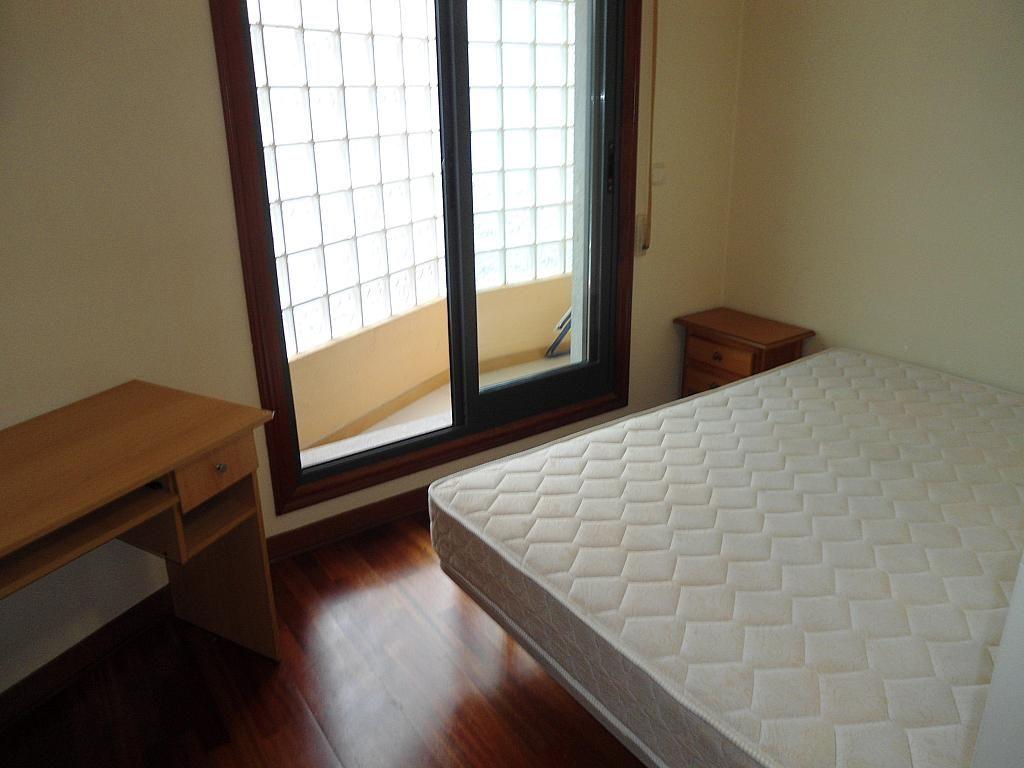 Dormitorio - Estudio en alquiler en calle Taboada Leal, Castrelos-Sardoma en Vigo - 210413949