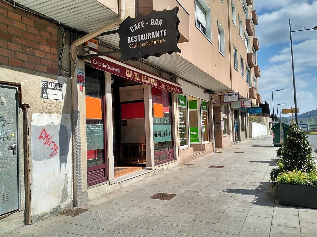 Local comercial en alquiler en calle De Lugo, Santiago de Compostela - 362191856