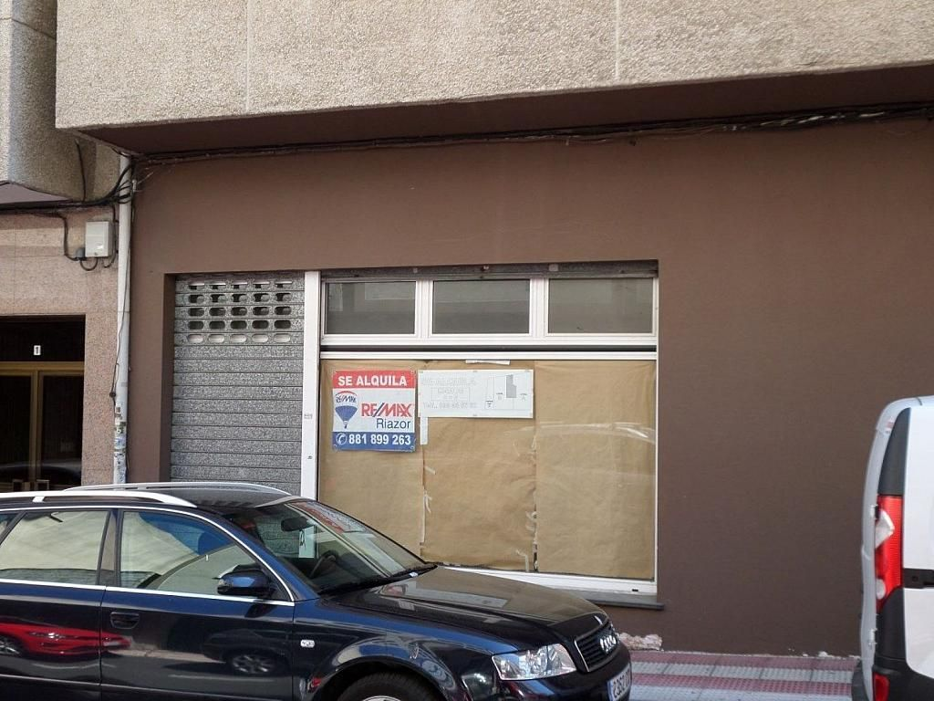 Local comercial en alquiler en calle Ria Ferrol, Arteixo - 355762057