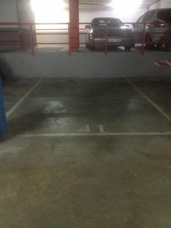 Parking en alquiler en calle Arboç, Arboç, l´ - 240061555