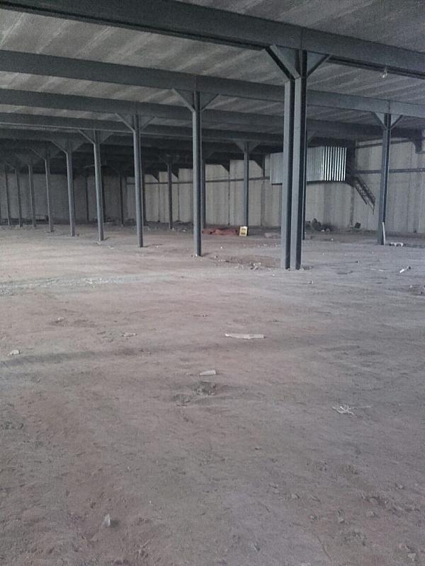 Nave industrial en alquiler en calle Sierra del Gigante, Lorca - 362135188