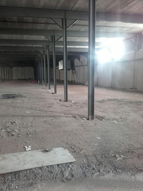 Nave industrial en alquiler en calle Sierra del Gigante, Lorca - 362135194