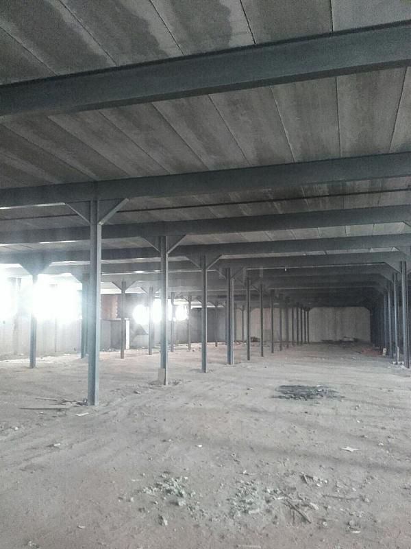 Nave industrial en alquiler en calle Sierra del Gigante, Lorca - 362135197