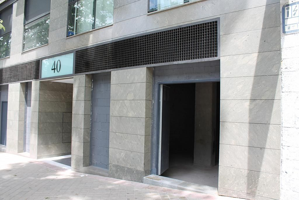 Fachada - Local comercial en alquiler en Argüelles en Madrid - 280701580