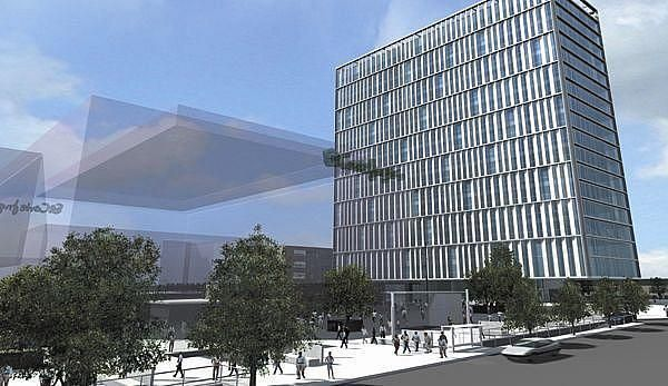 Foto - Oficina en alquiler en edificio Rio de Janeiro Meridien Plbaja, Hostafrancs en Barcelona - 245185138