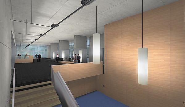 Foto - Oficina en alquiler en edificio Rio de Janeiro Meridien Plbaja, Hostafrancs en Barcelona - 245185144