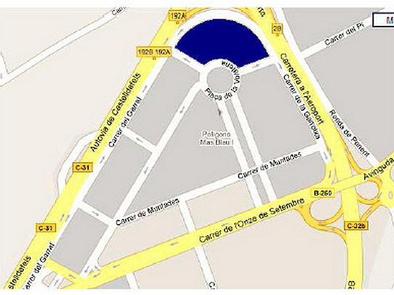 Foto - Oficina en alquiler en calle Mas Blau, Barcelona - 245185600