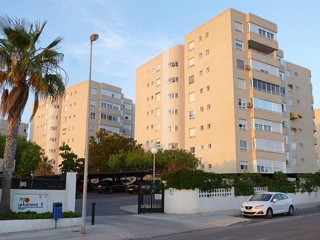Apartamento en venta en calle Urbanova, El Palmeral - Urbanova - Tabarca en Alicante/Alacant - 200618551