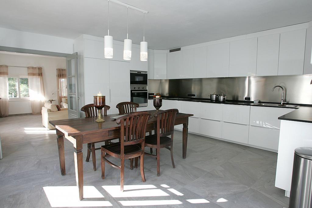 Cocina - Villa en alquiler de temporada en calle Diseminado Poligono, Sant Josep de sa Talaia - 267609256
