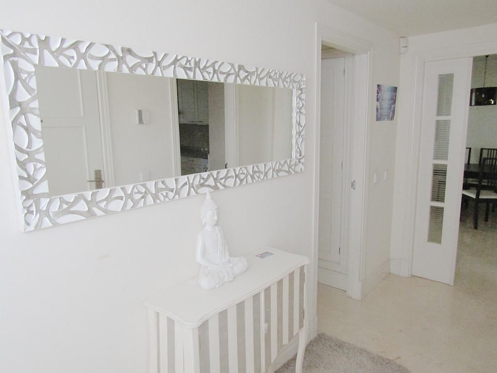 Piso en alquiler de temporada en calle Alfonso de Hohenlohe, Nagüeles Alto en Marbella - 304353107