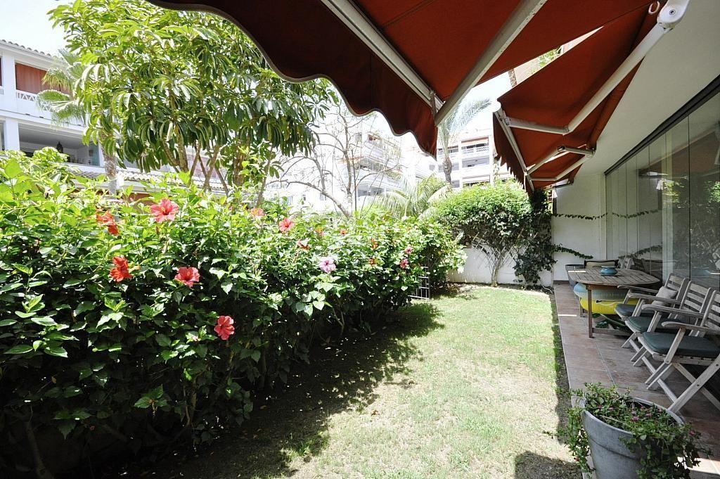 Piso en alquiler de temporada en calle Alfonso de Hohenlohe, Nagüeles Alto en Marbella - 307030973