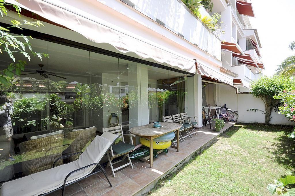 Piso en alquiler de temporada en calle Alfonso de Hohenlohe, Nagüeles Alto en Marbella - 307030982