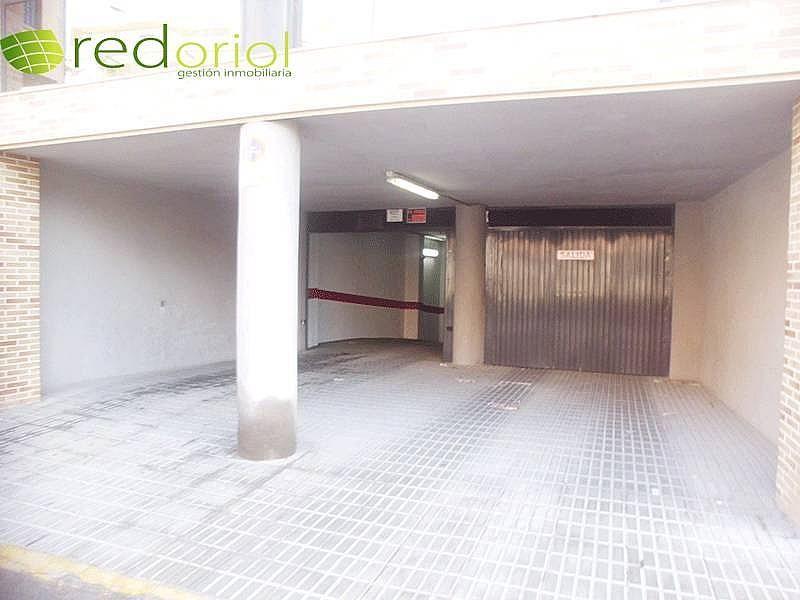 Foto - Garaje en alquiler en calle Oleza, Orihuela - 266437384