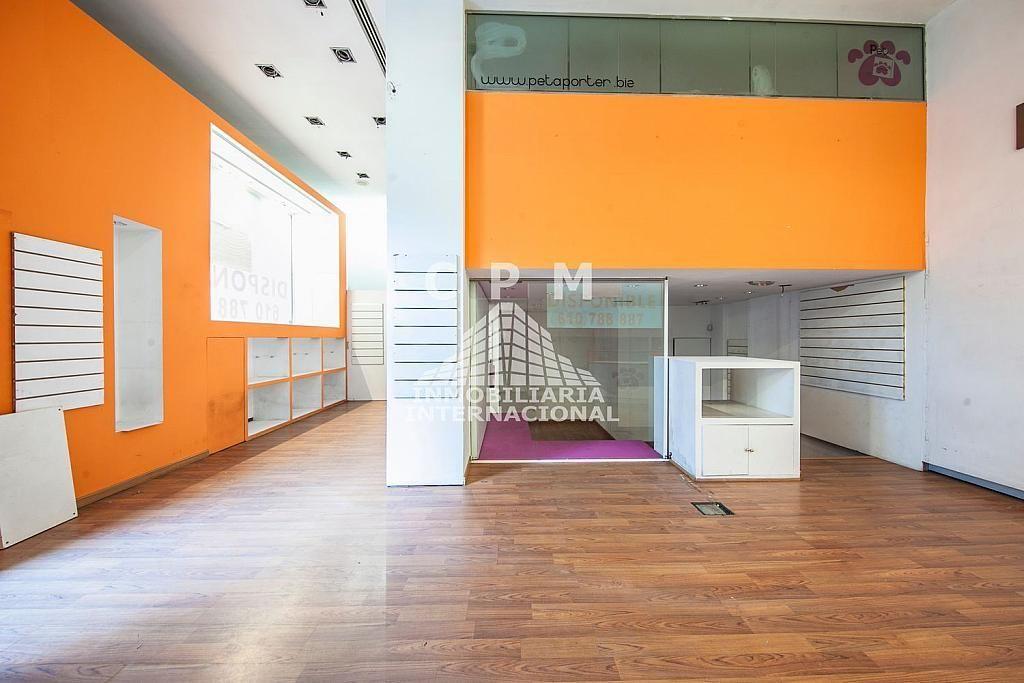 Local comercial en alquiler en Castellana en Madrid - 384636524