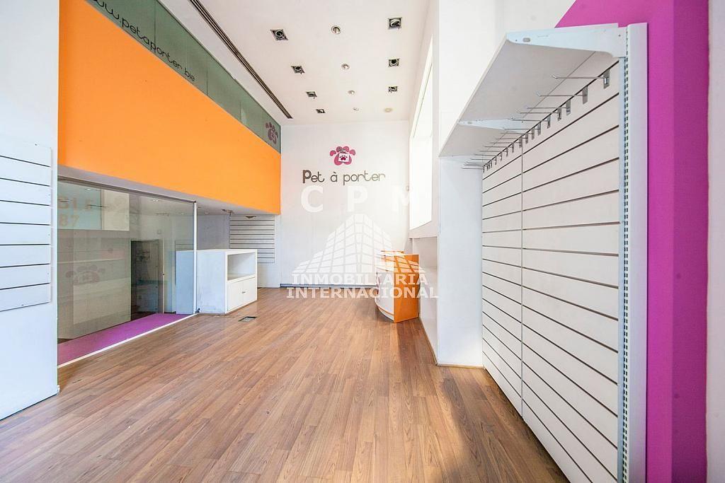 Local comercial en alquiler en Castellana en Madrid - 384636527