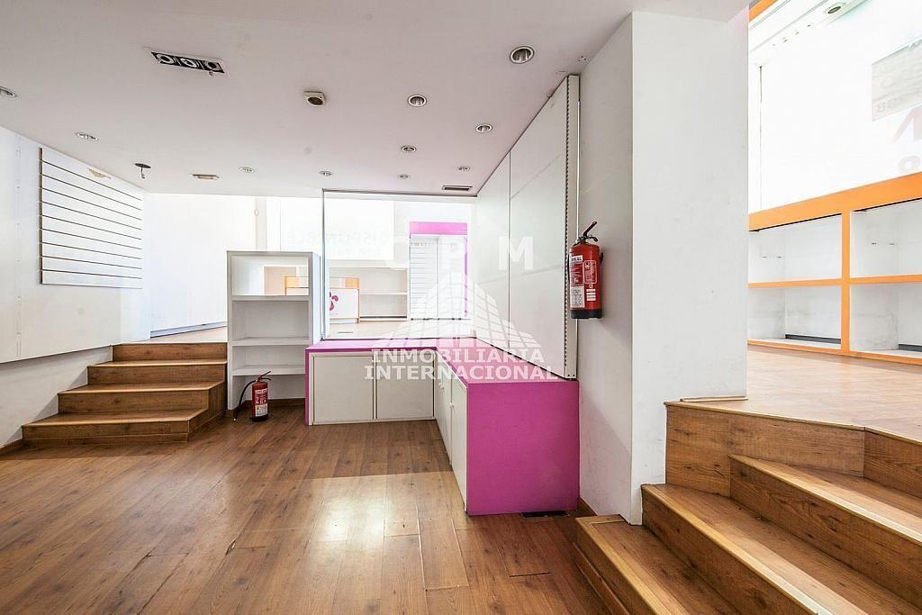 Local comercial en alquiler en Castellana en Madrid - 384636536