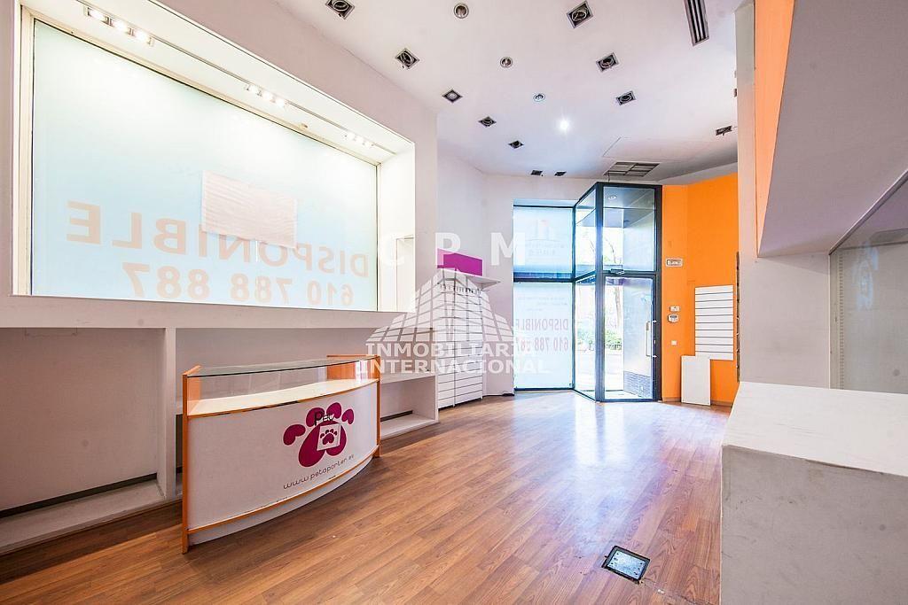 Local comercial en alquiler en Castellana en Madrid - 384636545