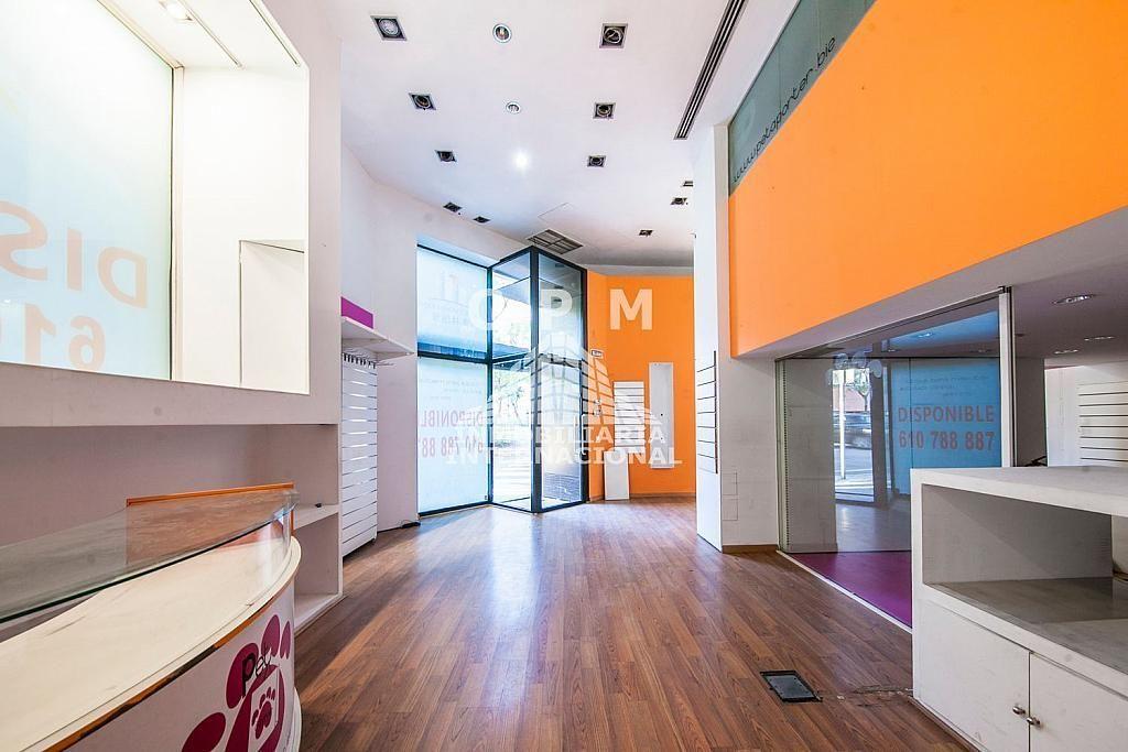 Local comercial en alquiler en Castellana en Madrid - 384636548