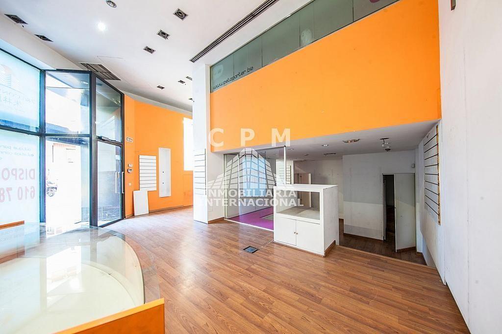 Local comercial en alquiler en Castellana en Madrid - 384636551