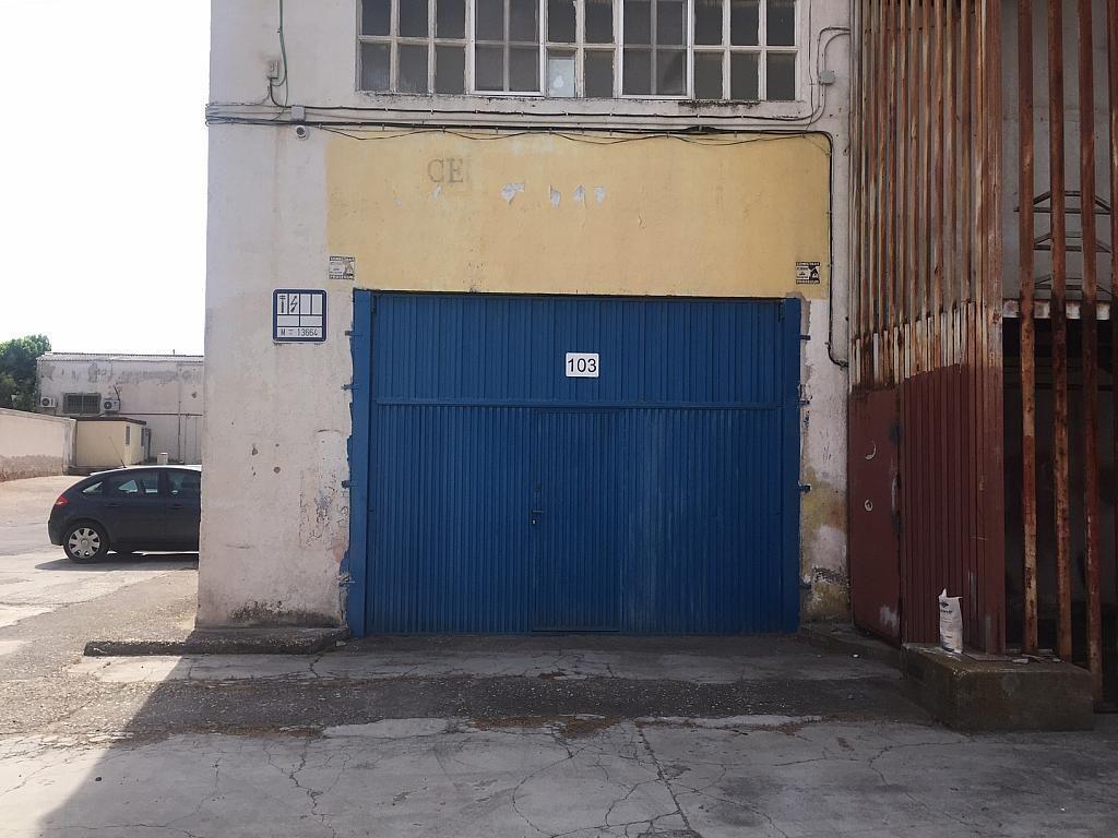 Nave en alquiler en calle Cuesta de Valderremata, La Estacion en Valdemoro - 286293186