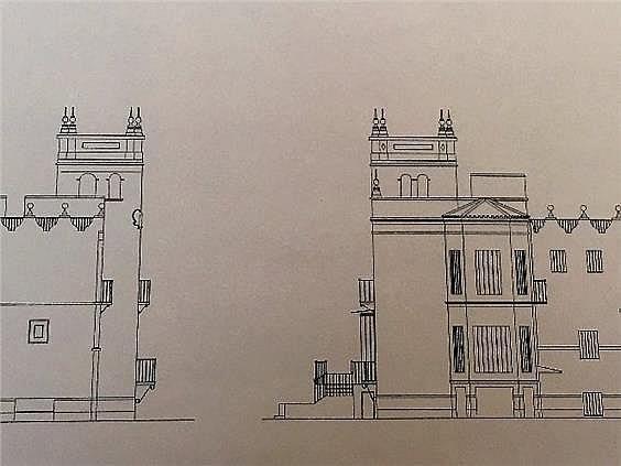 Chalet en alquiler en La Palmera en Sevilla - 330977648