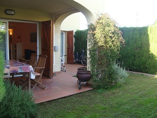 Terraza - Apartamento en venta en calle Zona Torre Valentina, Sant Antoni de Calonge - 228479679