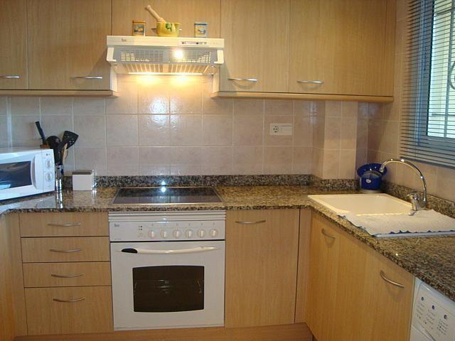 Cocina - Apartamento en venta en calle Zona Torre Valentina, Sant Antoni de Calonge - 228479688