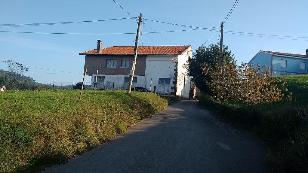 Fachada - Casa en alquiler opción compra en barrio Rumoroso, Piélagos - 310561483